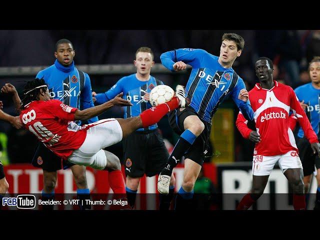 2010-2011 - Jupiler Pro League - 28. Standard - Club Brugge 2-2