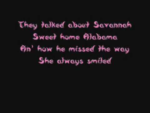 .:Cross Canadian Ragweed - Alabama [LYRICS]:.