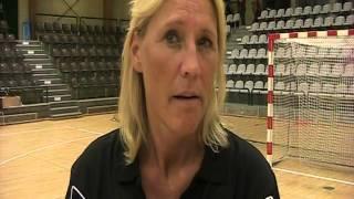 Slagelse Håndbolds assistent Susanne Møller Andersen om Viborg Kampen