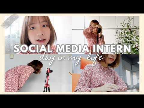 DAY IN MY LIFE: Being a Social Media INTERN at IUIGA Singapore [Charlene's Diaries] 📹🤎