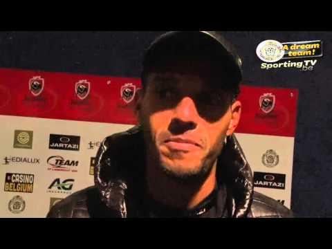 Interview Joao Carlos  na KSC Lokeren - Standard 0-2