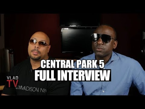 Central Park 5's Raymond & Yusef Tell the True Story of 'When They See Us' (Full Interview)