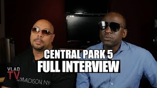 Central Park 5\'s Raymond & Yusef Tell the True Story of \'When They See Us\' (Full Interview)