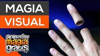 Trucos de magia con las manos , como cortarte un dedo , magia super visual