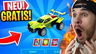 NEU *GRATIS* SACHEN in FORTNITE..!! (omg)