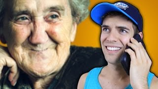 Worst time to get a call from Grandma (YIAY #126)