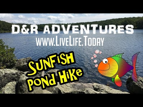 Sunfish Pond Hike