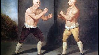 Легенды бокса: Первый официальный чемпион мира по боксу Джеймс Фигг