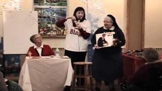Christmas Bingo: Candy Canes And Vanna White