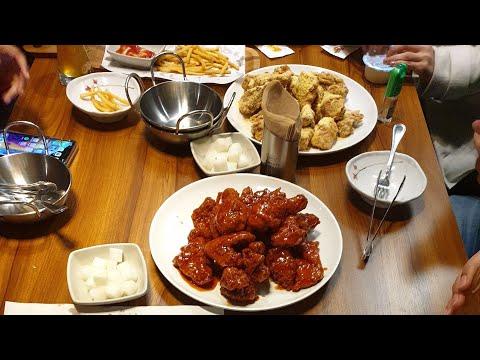 FOOD TRIP IN KOREA 🇯🇵