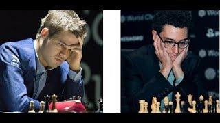 Carlsen vs Caruana 8. parti - ÉLŐ - SakkBach thumbnail