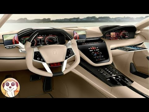 LE 10 AUTO PIÙ MODERNE CHE USCIRANNO NEL 2018