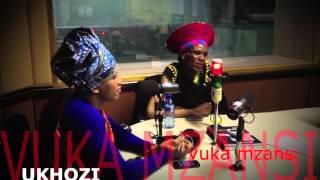 Vuka mzansi breakfast show okhozini fm