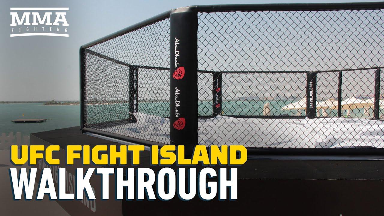 UFC 251: Fight Island Tour  - MMA Fighting