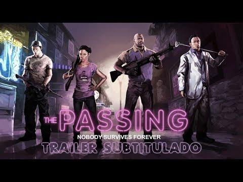 Left 4 Dead 2 The Passing Trailer Subtitulado