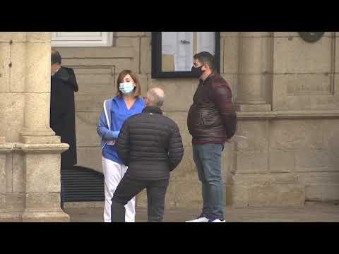Siete concellos de Ourense entran en el nivel máximo de restricciones