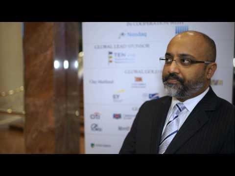 2017 8th Annual Greek Shipping Forum Interview-Shreyas Chipalkatty