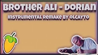 Brother Ali - Dorian (Instrumental)