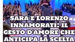 Gossip U&D, Sara e Lorenzo innamorati: il gesto d'amore che anticipa la scelta | Wind Zuiden thumbnail