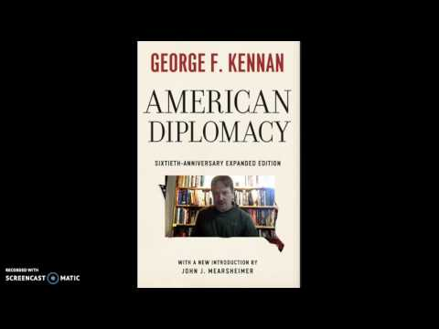 American Diplomacy: Telling the Story.