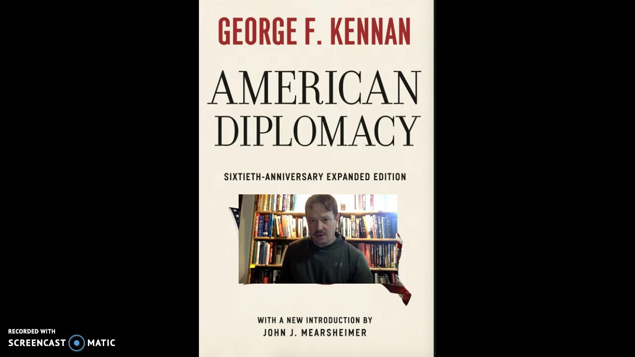Grad Student Book Reviews: Kennan's