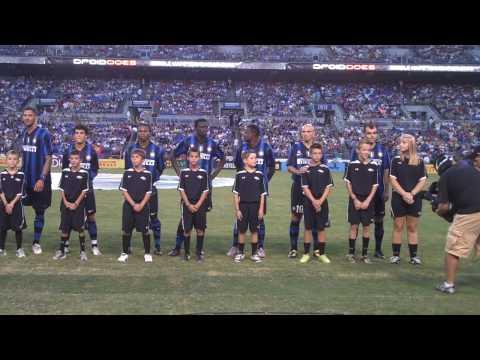 Man City & Inter Milan Introduction