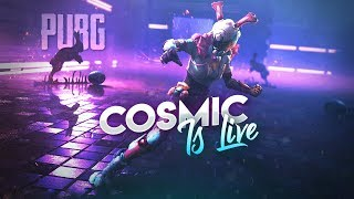 Royal Pass Give Away!! Join the tournament in the description | Cosmic x GamingMonk |