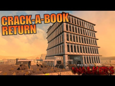 CRACK-A-BOOK RETURN | WotW MOD 7 Days to...