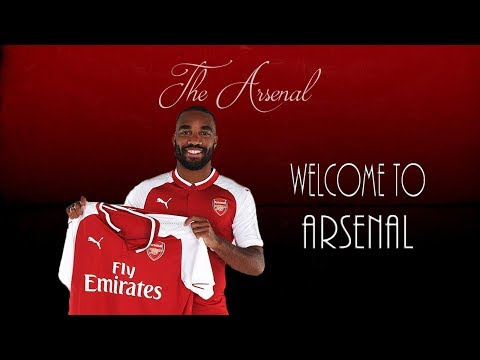 Alexandre Lacazette ● Welcome to Arsenal