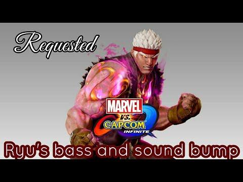 MVCI Ryu bass and sound bump theme