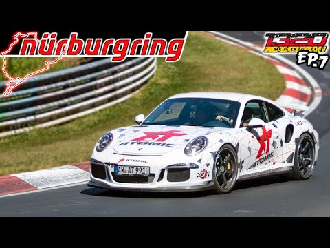 NÛRBURGRING - We FINALLY Made It! (Germany-EP:7)