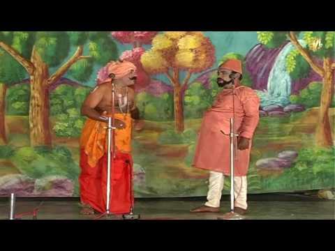 Andhra Padhya Natakam || Ramadasu Full Epesode ||  Telugu Natakam Padyalu || Tirupathi Hara Gopal ||