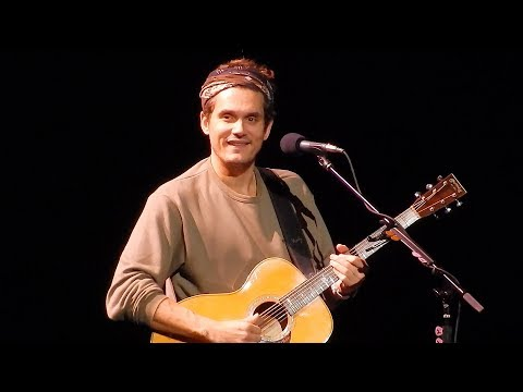 John Mayer - Your Body Is a Wonderland - Hollywood Casino - Tinley Park, IL - Sept 2, 2017 LIVE