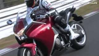 2010 Honda VFR1200F Videos