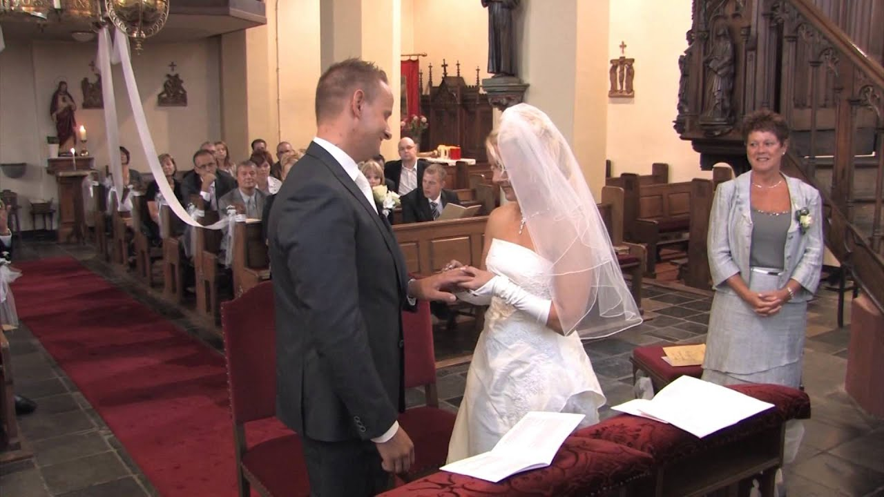 Huwelijk voor de wet en kerk youtube