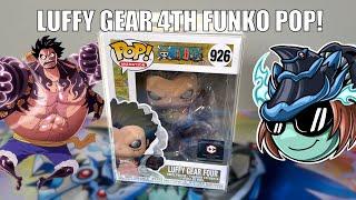 Global freaks, la mejor tienda de figuras anime y manga. One Piece Luffy Gear 4 Funko Pop Chalice Collectibles Exclusive Youtube