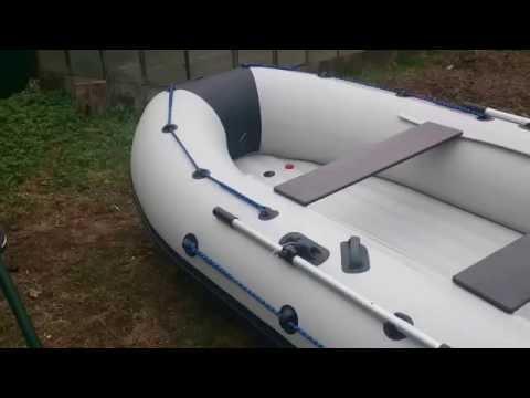Лодка ProfMarine 350 air  (часть 1)