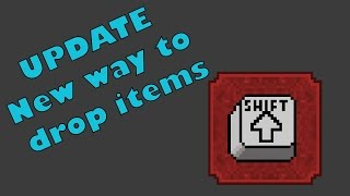 OSRS Update | Efficient way to drop items - Shift click update