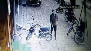 Trộm xe đạp điện tại 32 Hoàng Cầu (Nhà Hàng Lợn Mường Mẹt)