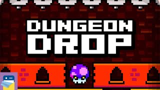 Dungeon Drop: iOS Gameplay (by Retro Dreamer)