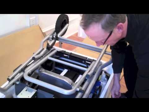 Kobalt Table Saw Assembly Video
