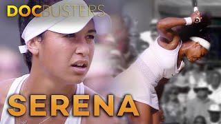 Serena Gets Rattled By Heather Watson at Wimbledon | Serena