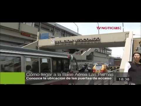 Metro de Lima ofrece traslado gratuito a misa del papa Francisco en Las Palmas