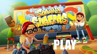 Subway Surfers World Tour Android Game Play Video