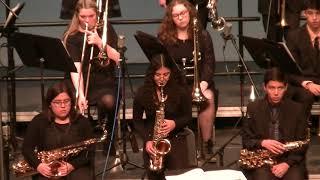 MCHS Jazz Ensemble @ NTJF 2020 - Blue Rondo A La Turk