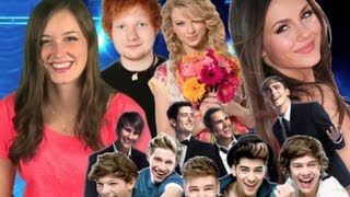 Summer Bucket List & Playlist (1D, Taylor, Bruno Mars, Carly Rae Jepsen, and MORE!)