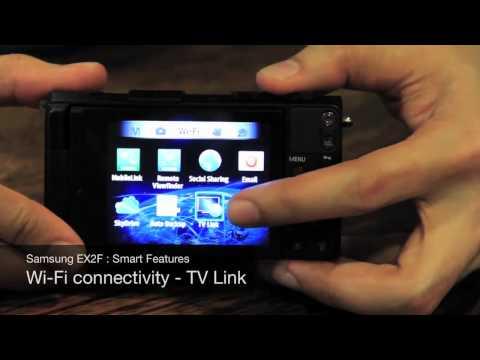 Preview: Samsung EX2F Smart Prosumer Camera