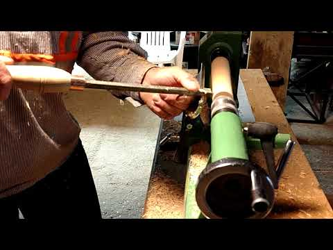DIY tungsten carbide tipped wood turning tools.