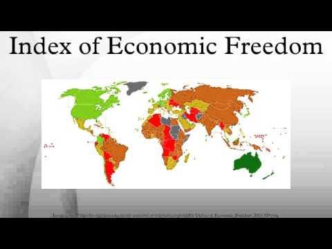 Index of Economic Freedom