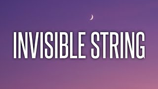 Gambar cover Taylor Swift - Invisible String (Lyrics)